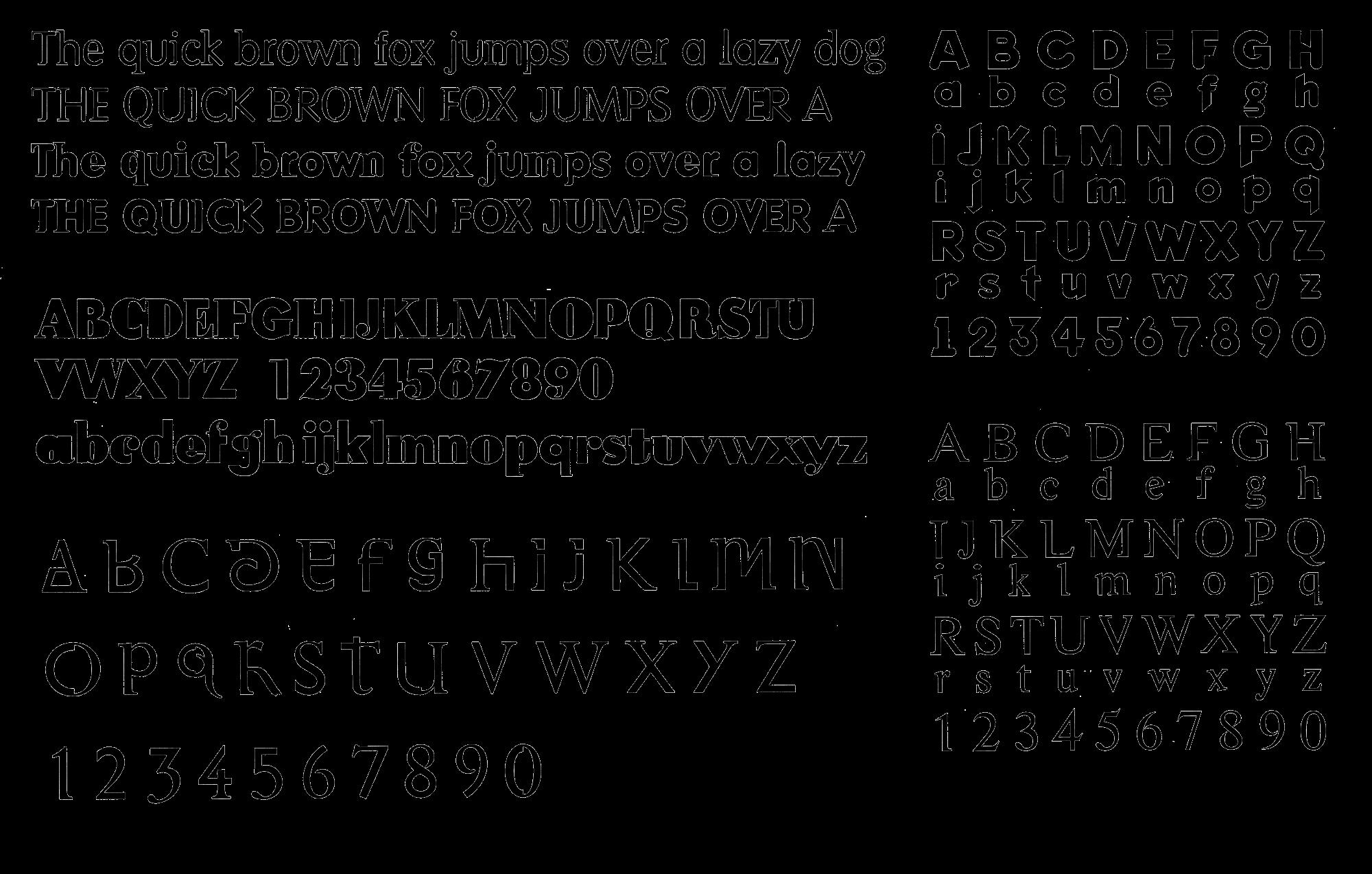 PampaType Font Foundry | Ritmo en Diseño de Tipografías